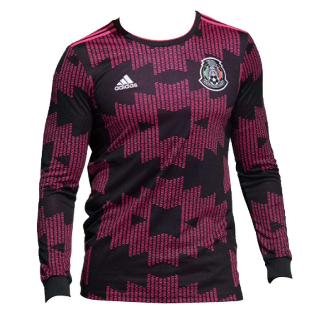 Mexico Jersey By Adidas - Long Sleeve