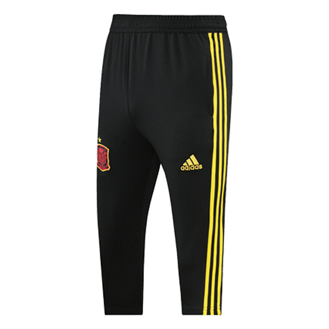Spain Traning Kit(Jersey+3/4 Pants) 2021/22 By Adidas - Red