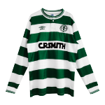 Celtic Home Jersey Retro 1987/88 By Umbro