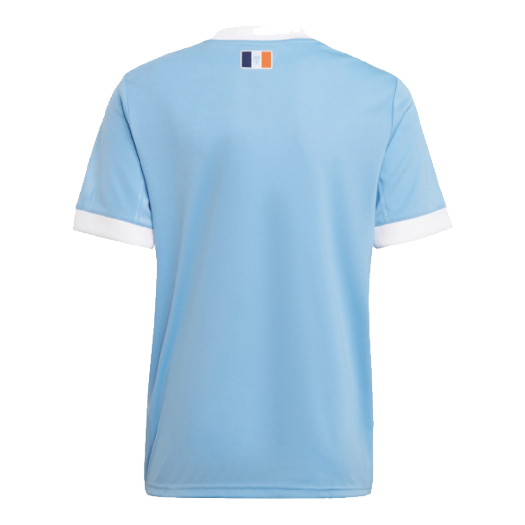New York City Authentic Home Jersey 2021 By Adidas
