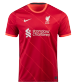 Liverpool Home Jersey 2021/22 By Nike