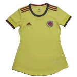Colombia Home Jersey 2020/21 By Adidas - Women