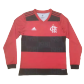 CR Flamengo Home Jersey 2021/22 By Adidas - Long Sleeve