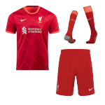 Liverpool Home Jersey Kit 2021/22 By Nike