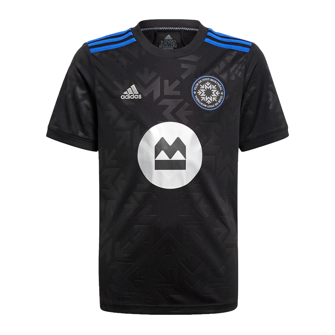 Montreal Impact Home Jersey 2021 By Adidas