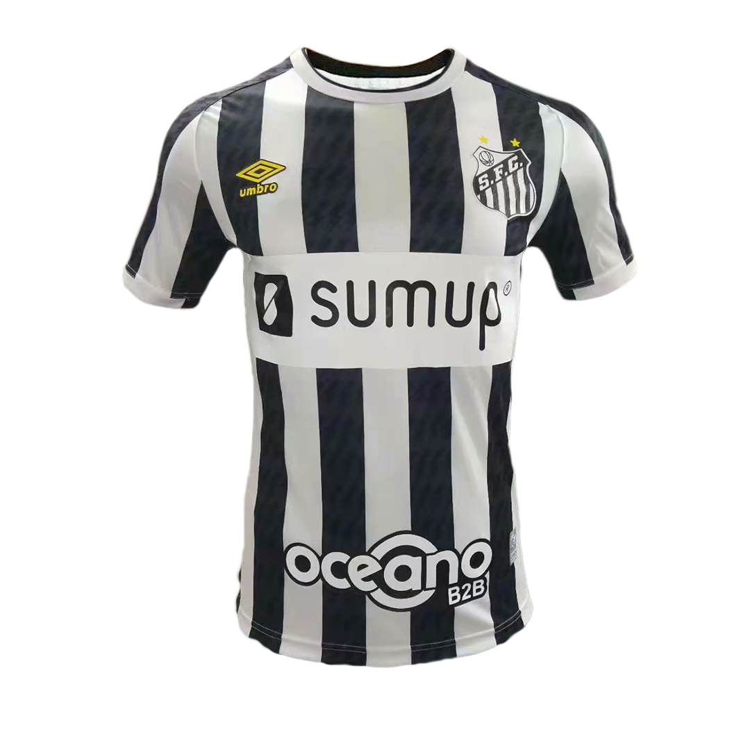 Santos FC Authentic Home Jersey 2021/22 By Umbro