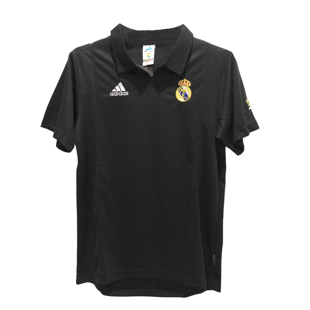Real Madrid Away Jersey Retro 2002/03 By Adidas