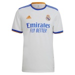 Real Madrid Home Jersey 2021/22 By Adidas