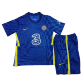 Chelsea Home Jersey Kit 2021/22 By Nike - Youth