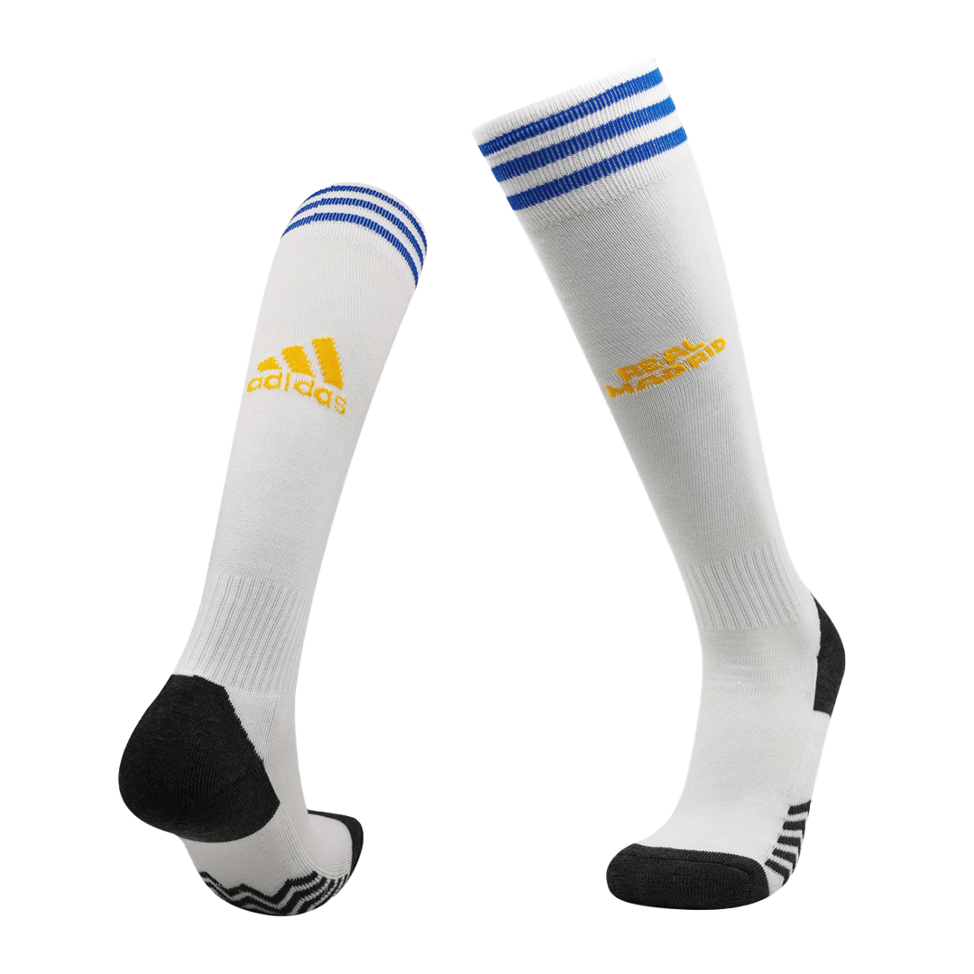 Real Madrid Home Jersey Socks 2021/22 By Adidas