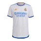 Real Madrid Authentic Home Jersey 2021/22 By Adidas