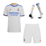 Real Madrid Home Jersey Kit 2021/22 By Adidas