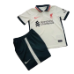 Liverpool Away Jersey Kit 2021/22 By Nike - Youth