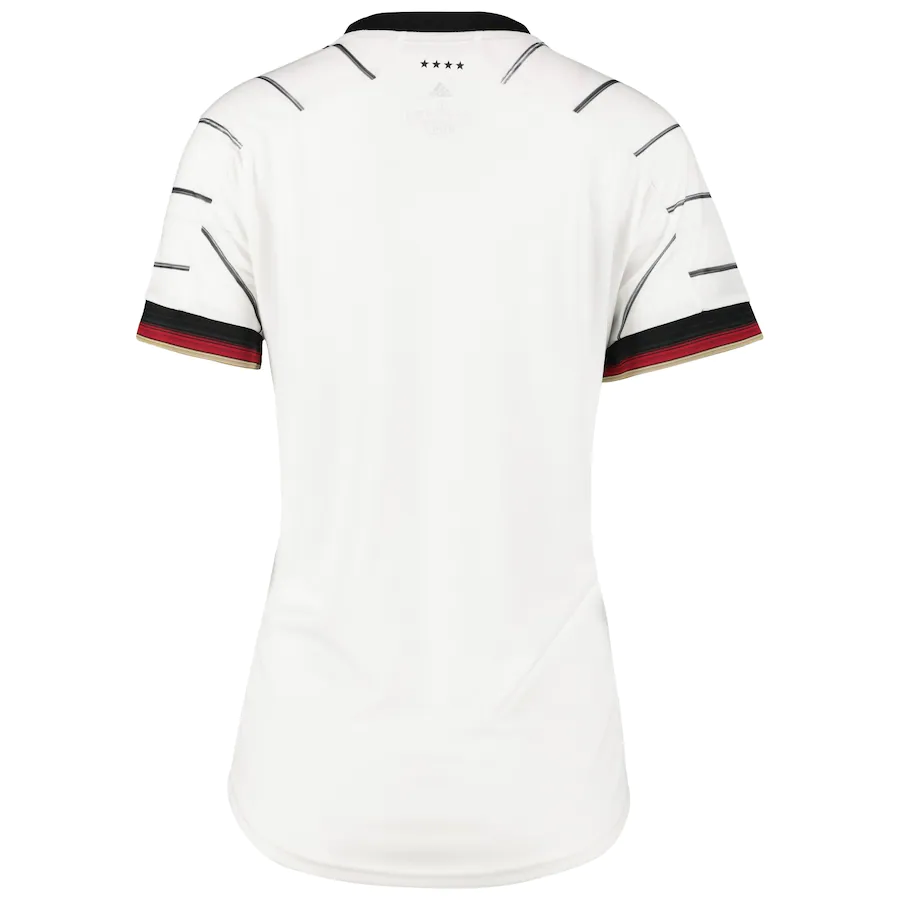 Germany Home Jersey 2020/21 By Adidas - Women