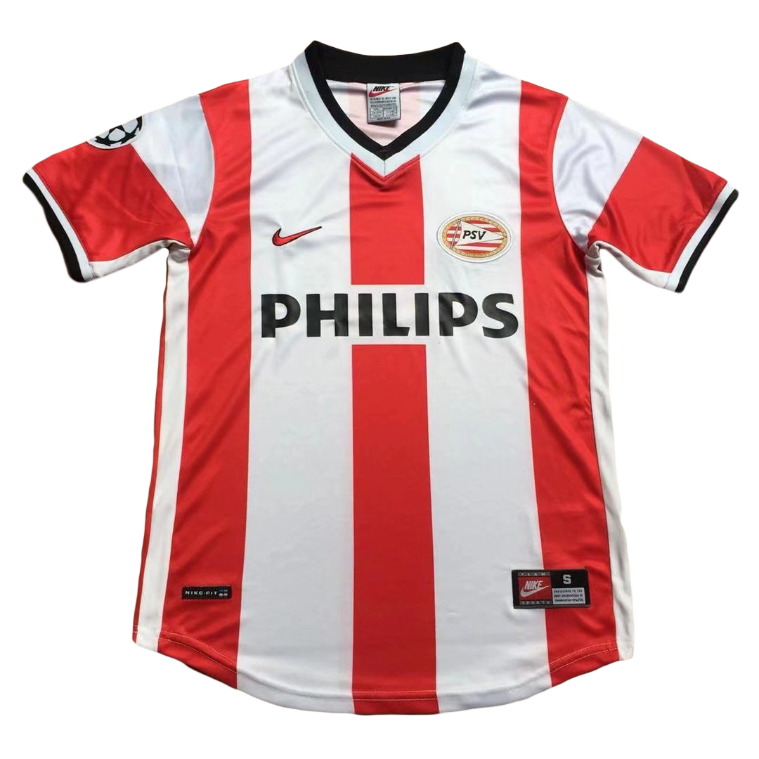 PSV Eindhoven Home Jersey Retro 1998 By Nike