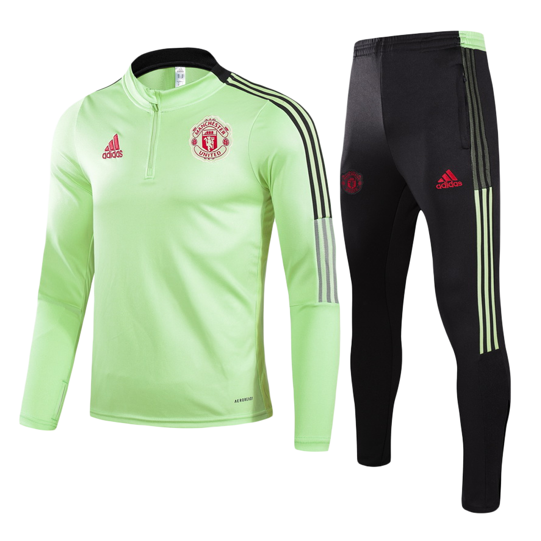 Manchester United Jersey Kit 2021/22 By Adidas - Youth