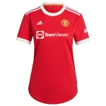 Manchester United Home Jersey 2021/22 By Adidas - Women