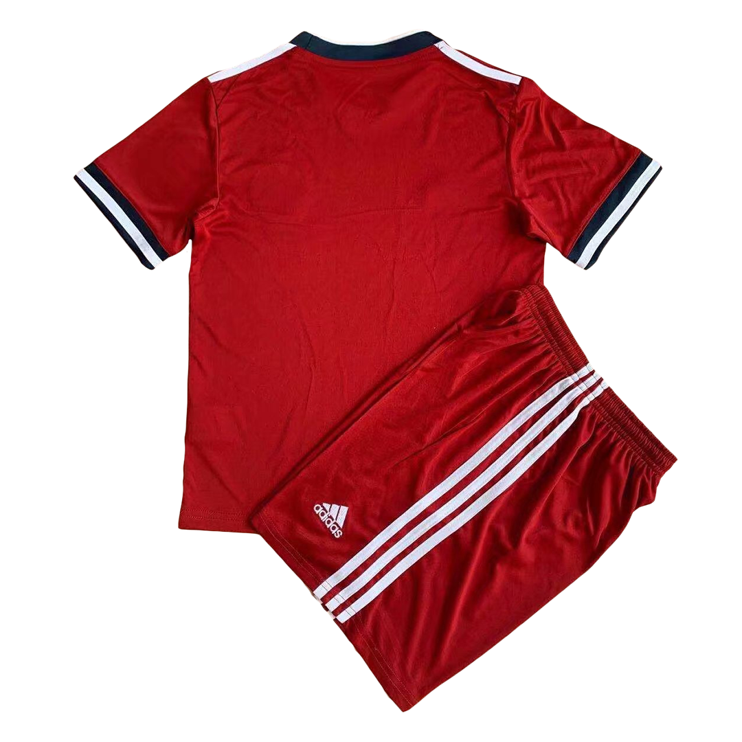 Chelsea Home Jersey Kit 2021/22 By Adidas - Red