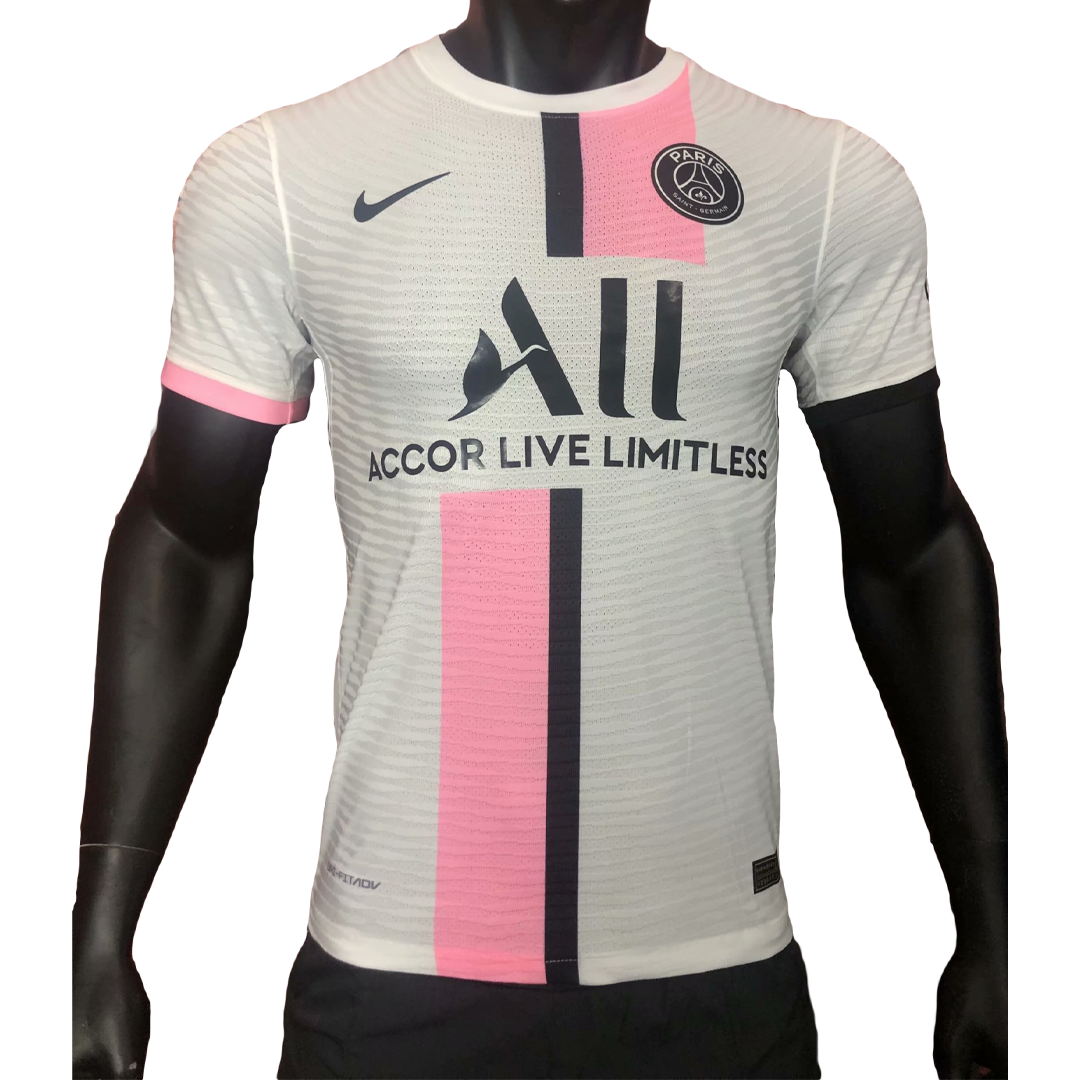 PSG Authentic Away Jersey 2021/22 By Nike