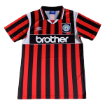 Manchester City Away Jersey Retro 1996 By Adidas