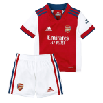 Arsenal Home Jersey Kit 2021/22 By Adidas - Youth