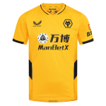 Wolverhampton Wanderers Home Jersey 2021/22 By Castore