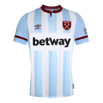 West Ham United Away Jersey 2021/22 By Umbro