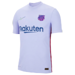 Barcelona Authentic Away Jersey 2021/22 By Nike