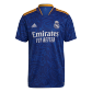 Real Madrid Away Jersey 2021/22 By Adidas