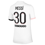 Messi #30 PSG Authentic Away Jersey 2021/22 By Nike