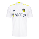 Leeds United Authentic Home Jersey 2021/22 By Adidas
