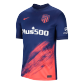 Atletico Madrid Away Jersey 2021/22 By Nike