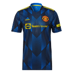 Manchester United Third Away Jersey 2021/22 By Adidas