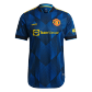 Manchester United Authentic Third Away Jersey 2021/22 By Adidas