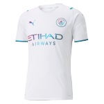 Manchester City Authentic Away Jersey 2021/22 By Puma