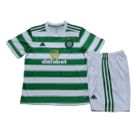 Celtic Home Jersey Kit 2021/22 By Adidas - Youth