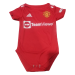 Manchester United Home Baby Shirt 2021/22