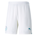 Manchester City Away Jersey Shorts 2021/22 By Puma