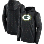 Green Bay Packers 2021 NFL Game Jersey - Black