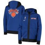 New York Knicks Authentic Blue NBA Jersey By Nike