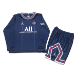 PSG Home Jersey Kit 2021/22 Youth