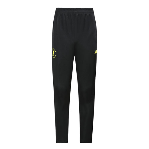 19/20 Liverpool Black Training Trouser(Gold Logo)