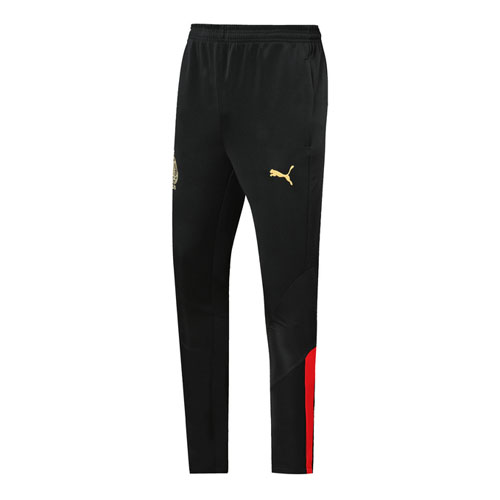 19/20 AC Milan Black&Light Red Training Trousers